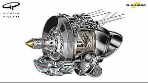 F.1, analisi tecnica: il portamozzo forato della Red Bull Racing RB8 (2012)