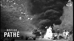 France - Grand Prix Aka Crash Kills Jo Schlesser In French Grand Prix (1968)