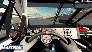 Eine Runde am Las Vegas Motor Speedway