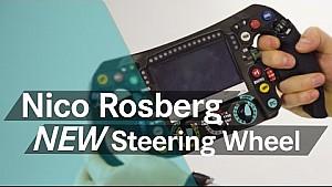 Nico Rosberg erklärt das F1-Lenkrad