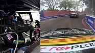 PWC 2016 St. Petersburg Onboard Highlights Derek DeBoer #09 GTS