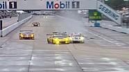 Accidente de Jan Magnussen en Sebring