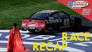 Highlights: NASCAR in Fontana