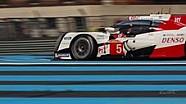 El nuevo Toyota LMP1