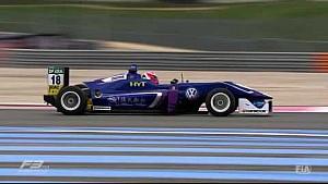 Лучшие моменты 2-й гонки Евро F3 в Ле-Кастелле