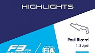 Round 01 Paul Ricard / Highlights races 1-3