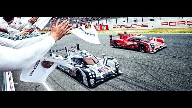 Porsche: Road to Le Mans 2015