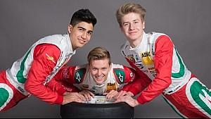 Formel 4: Neue Saison - neue Fahrer