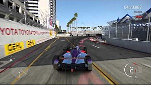 Forza Motorsport 6 Fastest Lap Challenge (Long Beach) - Formula E