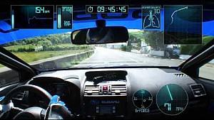 Subaru WRX STI - Ile de Man
