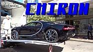De eerste Bugatti Chirons worden afgeleverd in Monaco