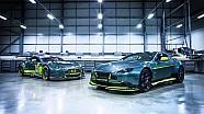 Aston Martin Vantage GT8 : de la piste à la route