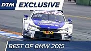 Лучшие моменты сезона 2015 в DTM: команды BMW
