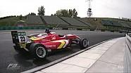 Лучшие моменты 1-й гонки Евро Ф3 на Хунгароринге