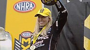 Courtney Force WINS in Houston at the 2016 NHRA SpringNationals