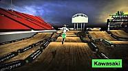 Kawasaki Track Map Las Vegas 2016