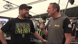 World RX Hockenheim - Interview with Liam Doran