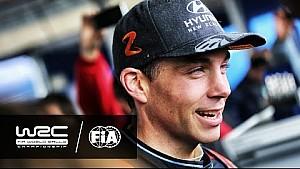 Rally Argentina winner 2016: Hayden Paddon