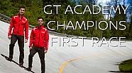 GT Academy Winners First Race at Monza