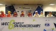 WEC - 2016 WEC 6 Hours of Spa-Francorchamps - Post-Race press conference