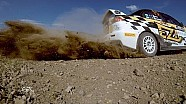 Acropolis Rally - Qualifying Stage Action