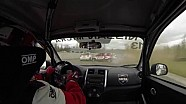 Nissan Micra Cup Crash - Onboard