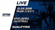 LIVE - Qualifying (Race 1) - DTM Spielberg 2016