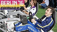Simulator eRace Live From Berlin, Presented By VISA - Formula E