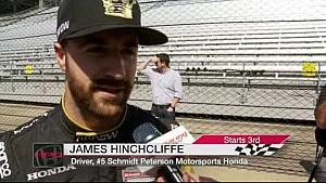 Reporte de clasificación del GP de Indianapolis