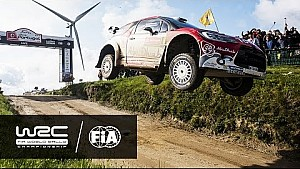 WRC - Vodafone Rally de Portugal 2016: HIGHLIGHTS/ REVIEW