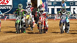 2016 Hangtown Motocross race highlights