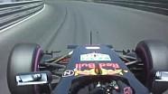 Ricciardo'nun Monaco'daki pole pozisyonu turu