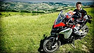 "Casey Stoner: ""The Multistrada 1200 Enduro rides like a dream!"
