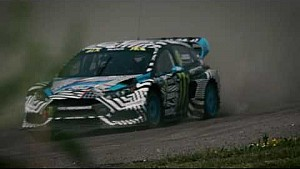 Focus RS RX Action Reel   FIA World Rallycross Lydden Hill
