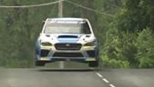 Isle of Man mit Subaru WRX STi