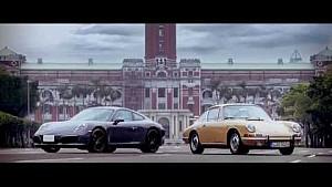 Porsche 911 Taipei'de