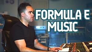 How Is Formula E Music Created? - Formula E