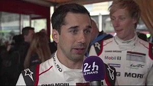 24H of Le Mans 2016 - Interview Neel Jani
