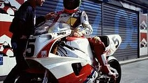 Italian motorcycle road racer Fabrizio Pirovano died at age 56