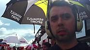 El trabajo del equipo Renault Sport en STC2000
