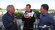 Le Mans 24 Update met James Allen, Alex Wurz & Giorgio Piola