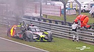 Le Mans 24h: ByKolles #4 on fire