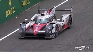 Le Mans 24h: Toyota #5 dramatic race end