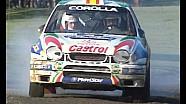 Финиш Ралли Великобритания 1998 года – невезение Карлоса Сайнса