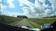 FIA ERC - Kenotek by CID LINES Ypres Rally 2016 - Onboard SS 8 Freddy Loix