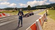 Spielberg: Mini-Ricciardo explica el circuito GP de Austria