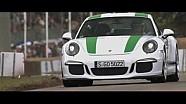 Porsche 911 R Hillclimb at Goodwood Festival of Speed 2016