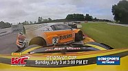 PWC 2016 GT/GTA/GT Cup at Road America CBSSN Promo (1080p)