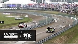 Rally Poland 2016: Breen vs. al Rajhi on SS1