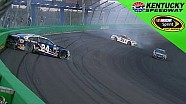Blaney spins into Elliott as the rookies wreck